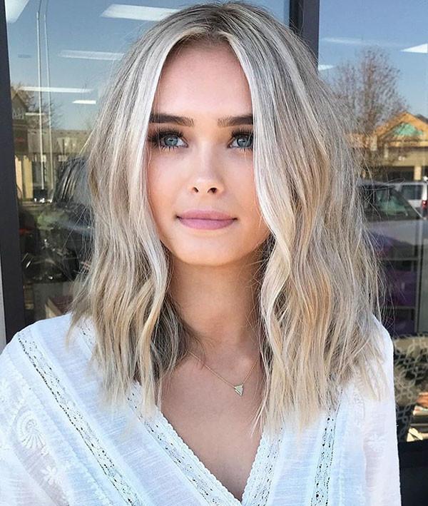 Blonde-Short-Hairstyle New Short Blonde Hairstyles