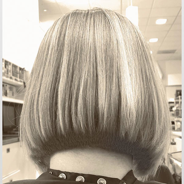 Blunt-Bob-1 Best Short Hairstyles for Older Women in 2019