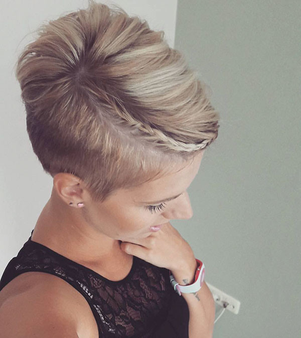 Braid-for-Pixie Amazing Braids for Short Hair