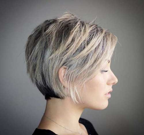 Casual-Style-2 Cute Short Hairstyles and Cuts You Have to See