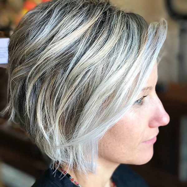 Cute-Bob-Layers New Best Short Haircuts for Women