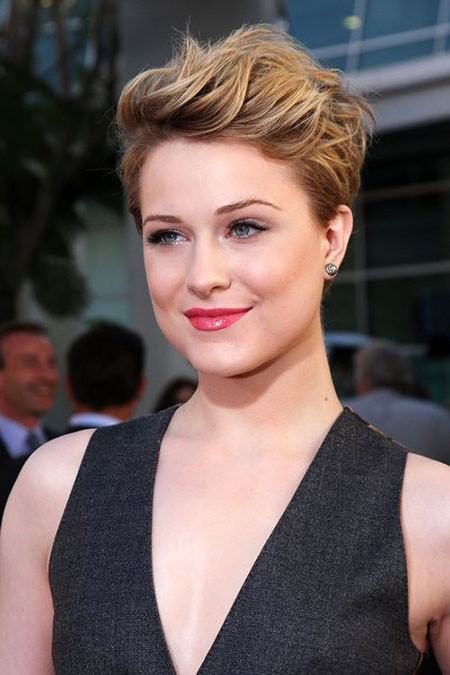 Cute-Face-Shape-Haircut Short Haircuts for Women with Round Faces