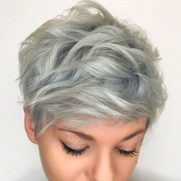Cute-Pixie-1 Popular Short Hairstyles for Fine Hair