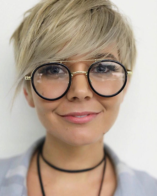 Cute-Pixie-Cuts-2019 New Pixie Haircut Ideas in 2019