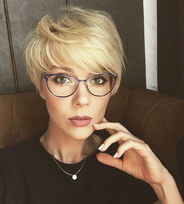 Cute-Pixie-Style New Cute Short Hairstyles