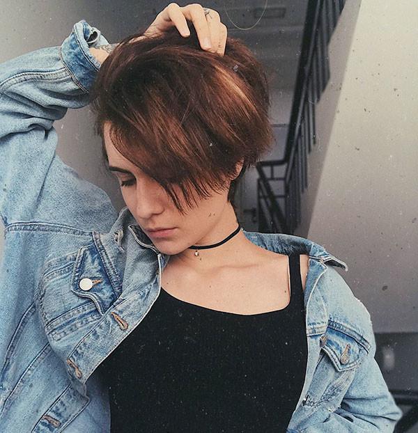 Cute-Short-Bob Beautiful Short Hair for Girls