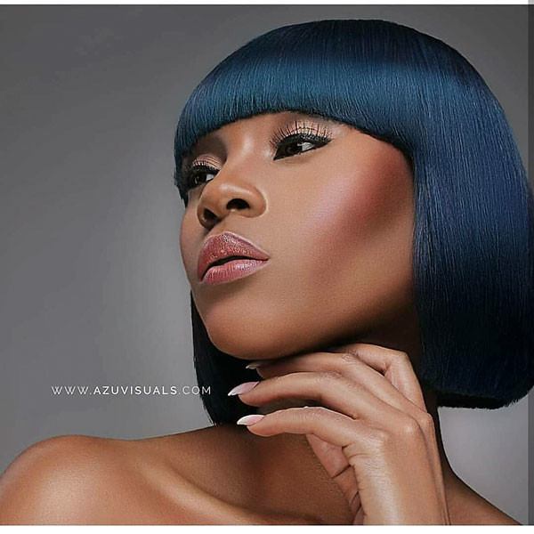 French-Bob-for-Black-Women Best Bob Hairstyles for Black Women Pictures in 2019