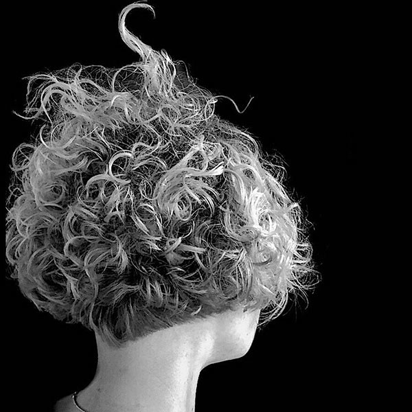 Frizzy-Look Best Short Curly Hair Ideas in 2019