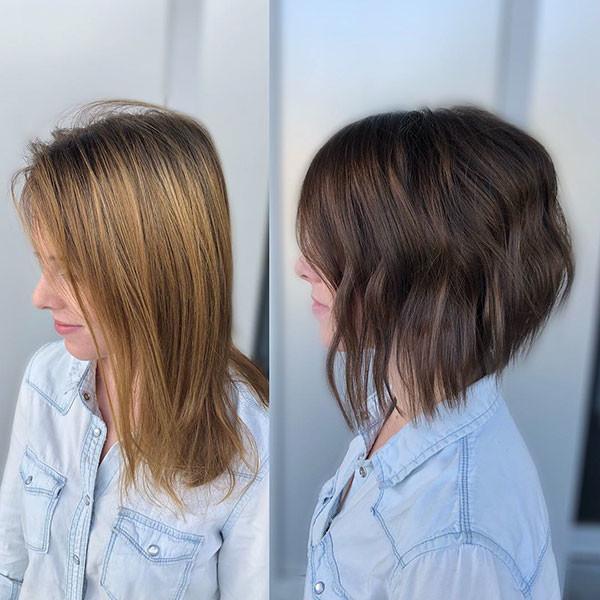 Inverted-Short-Bob-1 Beautiful Short Hair for Girls