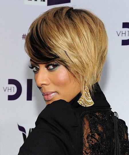 Layered-Bob-Haircut-1 Keri Hilson Short Hairstyles
