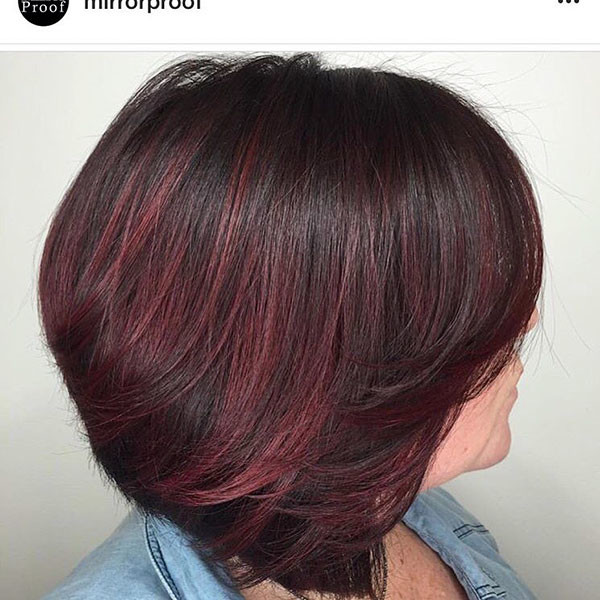 Layered-Bob New Best Short Haircuts for Women