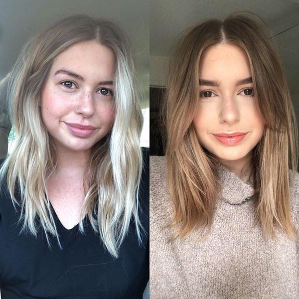 Lob-Style Beautiful Short Hair for Girls