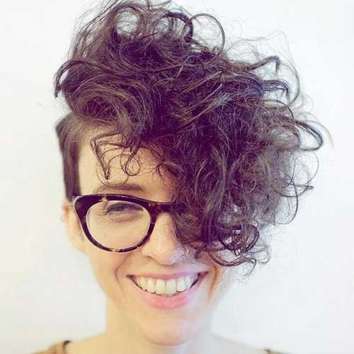 Long-Pixie-Cut-with-Messy-Top Cute Short Hairstyles and Cuts You Have to See