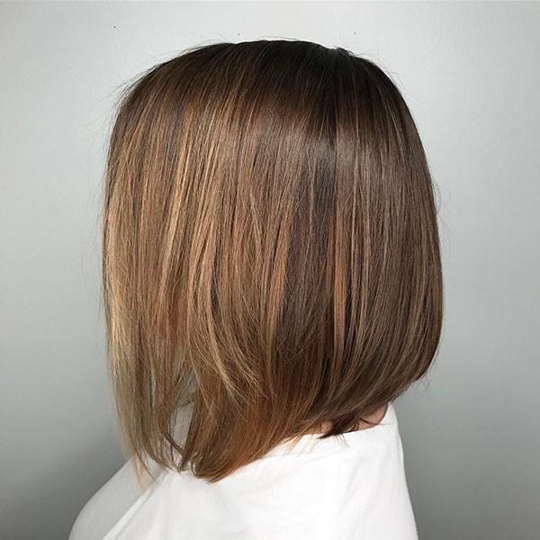 Medium-Bob-Style New Best Short Haircuts for Women