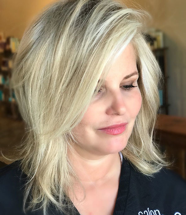 Modern-Long-Bob New Best Short Haircuts for Women