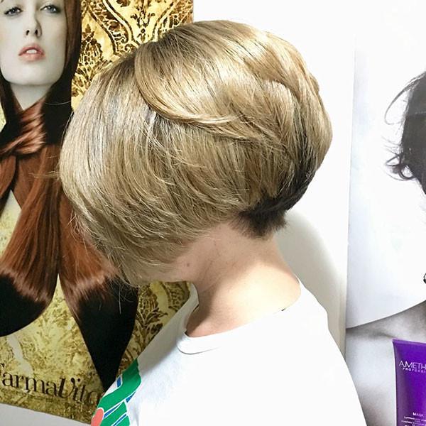 Modern-Long-Pixie New Best Short Haircuts for Women