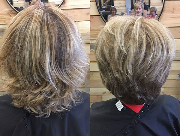 Older-Woman-Short-Hair New Best Short Haircuts for Women