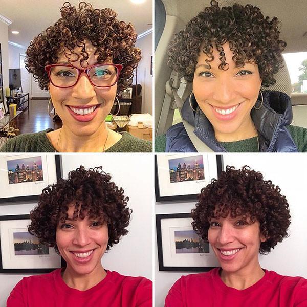 Pixie-Bangs-1 Best Short Curly Hair Ideas in 2019