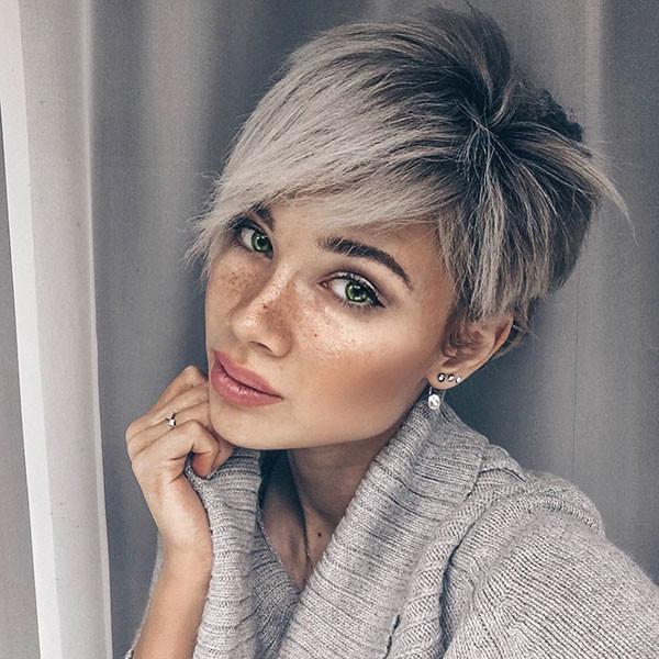 Pixie-Cut New Pixie Haircut Ideas in 2019