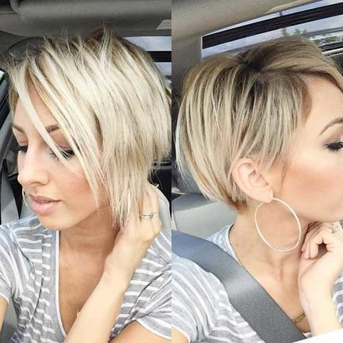 Short-Bob-1 Best Short Fine Hairstyles Women 2019