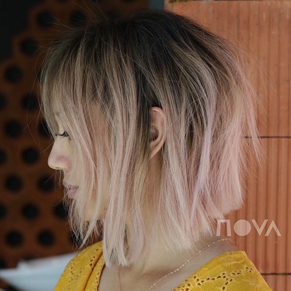 Short-Hairstyle-1 Popular Short Hairstyles for Fine Hair