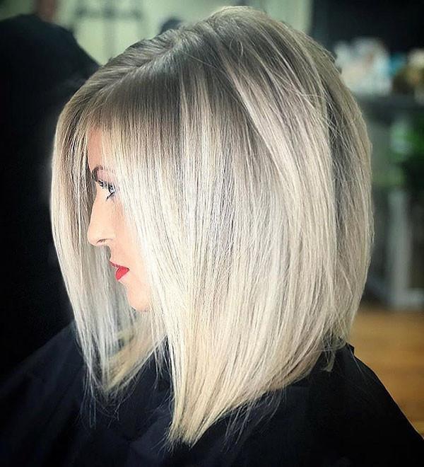 Short-Hairstyles Popular Bob Hairstyles 2019