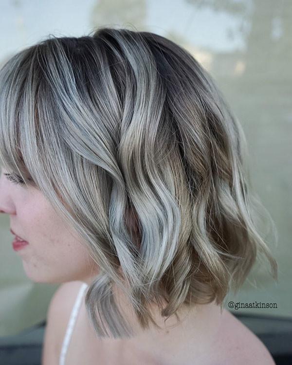 Soft-Waves-2 Best Short Wavy Hair Ideas in 2019