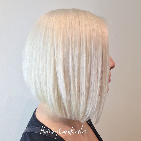 Straight-Short-Blonde-Hair-Color New Short Blonde Hairstyles