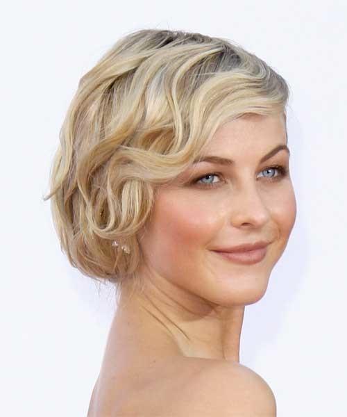 formal-hairstyles-2012 Short Haircuts for Wavy Hair