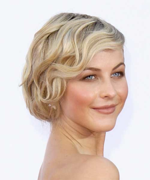 formal-hairstyles-2012 Short Haircuts for Wavy Hair