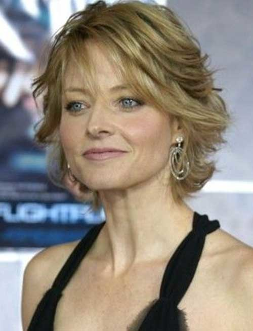 10.Short-Haircut-For-Over-50 Short Haircuts For Over 50