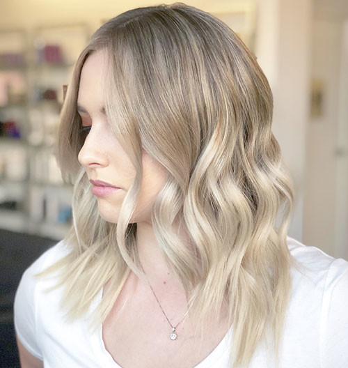 12-short-light-brown-hair-with-blonde-highlights Beautiful Brown to Blonde Ombre Short Hair