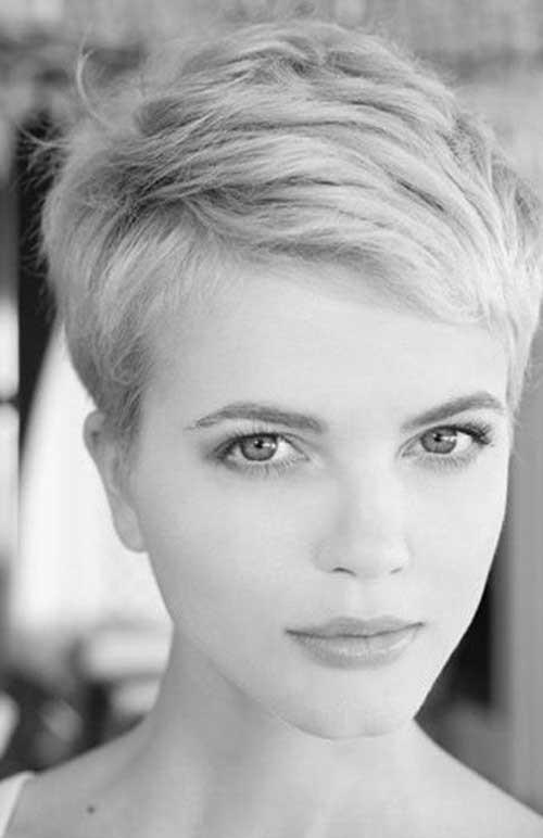 12.Cute-Short-Hair-2019 Cute Short Haircuts 2019