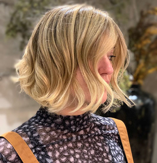 13-blonde-ombre-bob Famous Blonde Bob Hair Ideas in 2019
