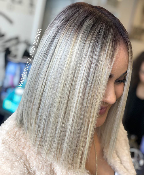 16-dirty-blonde-bob Famous Blonde Bob Hair Ideas in 2019