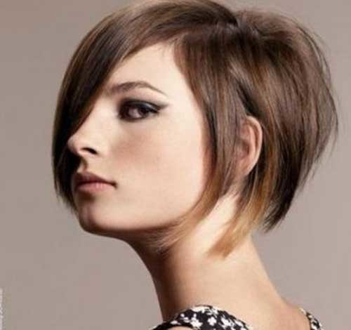 17.Cute-Short-Hair-2019 Cute Short Haircuts 2019