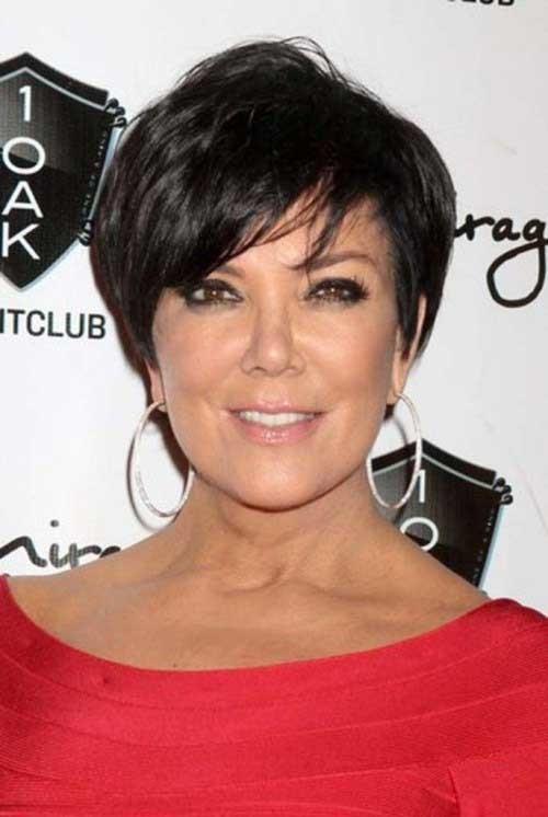 19.Short-Hair-Women-Over-50 Best Short Hair For Women Over 50