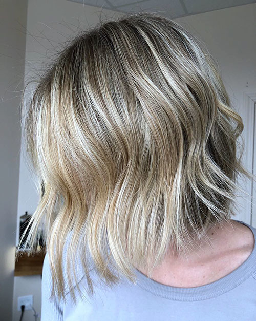 21-blonde-balayage-bob Famous Blonde Bob Hair Ideas in 2019