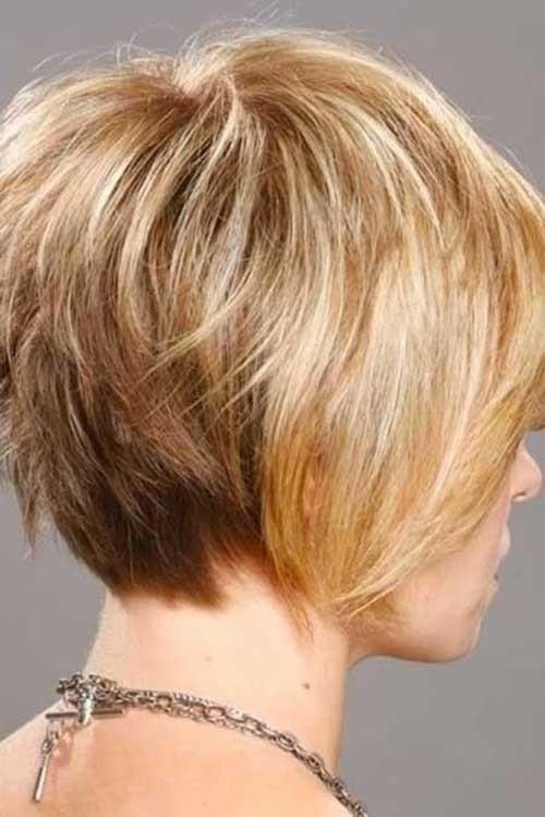 25.Cute-Short-Hair-2019 Cute Short Haircuts 2019