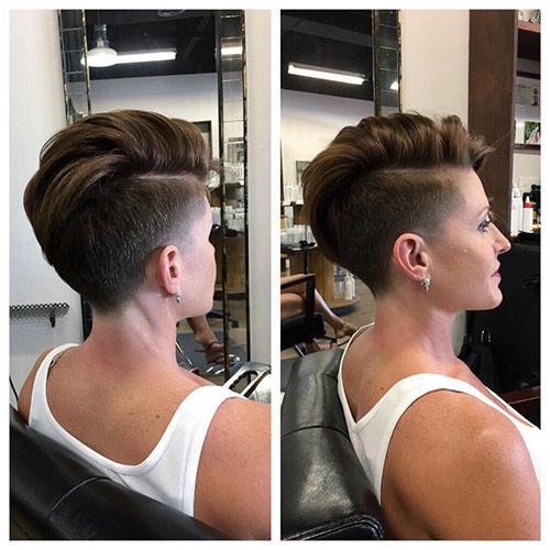 33-womens-undercut-pixie Best New Pixie Haircuts for Women
