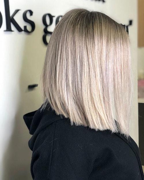 36-blonde-bob Famous Blonde Bob Hair Ideas in 2019