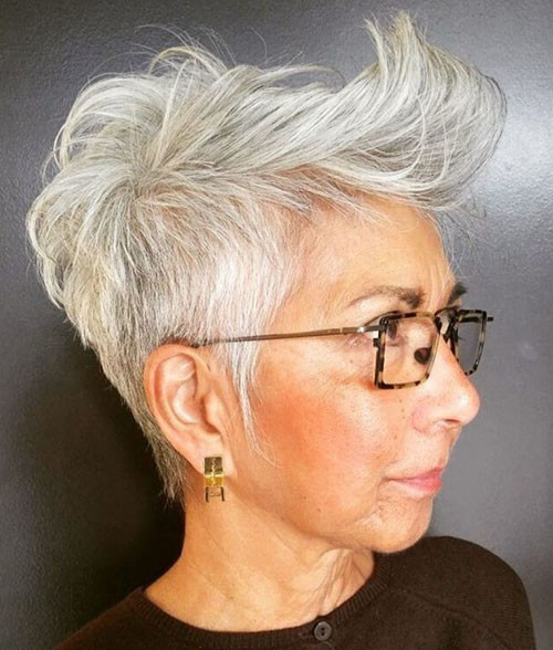 43-pixie-haircuts-for-older-women-with-fine-hair Beautiful Pixie Cuts for Older Women 2019