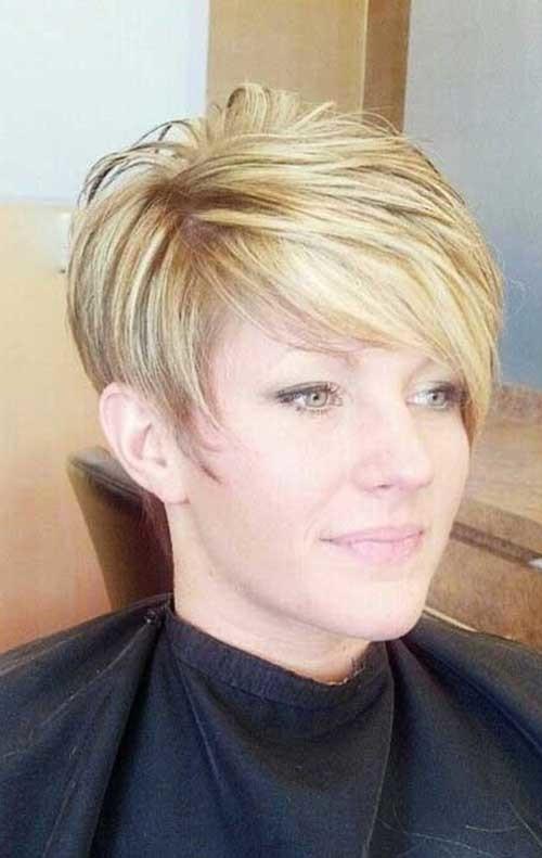 Best Short Hair For Women Over 50 The Undercut