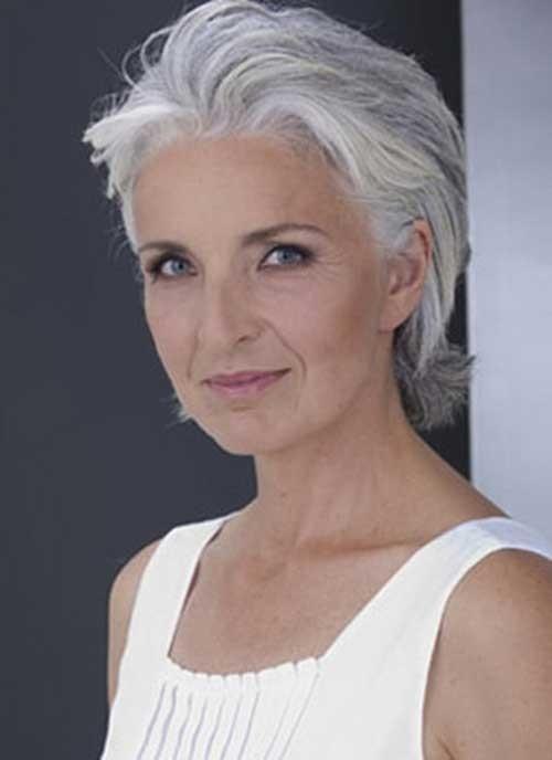 Best-Short-Haircut-For-Women-Over-50 Best Short Hair For Women Over 50