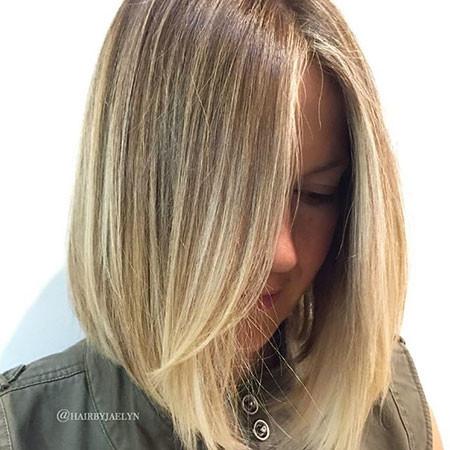 Blonde-Highlights New Bob Hairstyles 2019