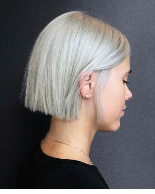 Blunt-Bob-Cut-1 Haircut Styles for Short Hair