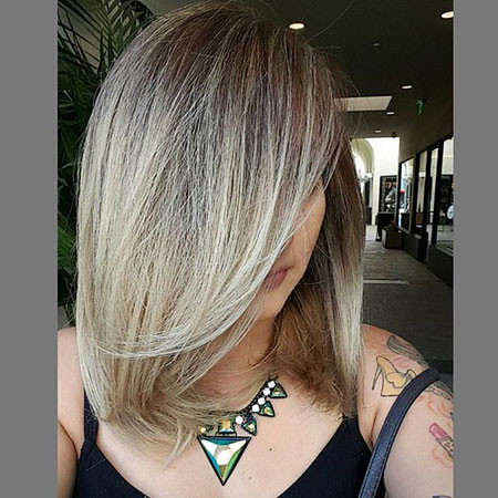 Chic-Bob-Cut New Bob Hairstyles 2019