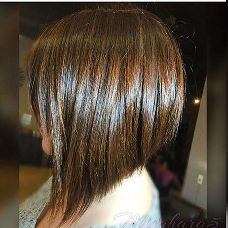 Chocolate-Bob-Hair New Bob Hairstyles 2019