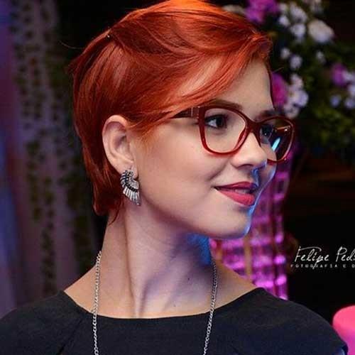 Cute-Hairstyles-Short New Cute Hairstyle Ideas for Short Hair