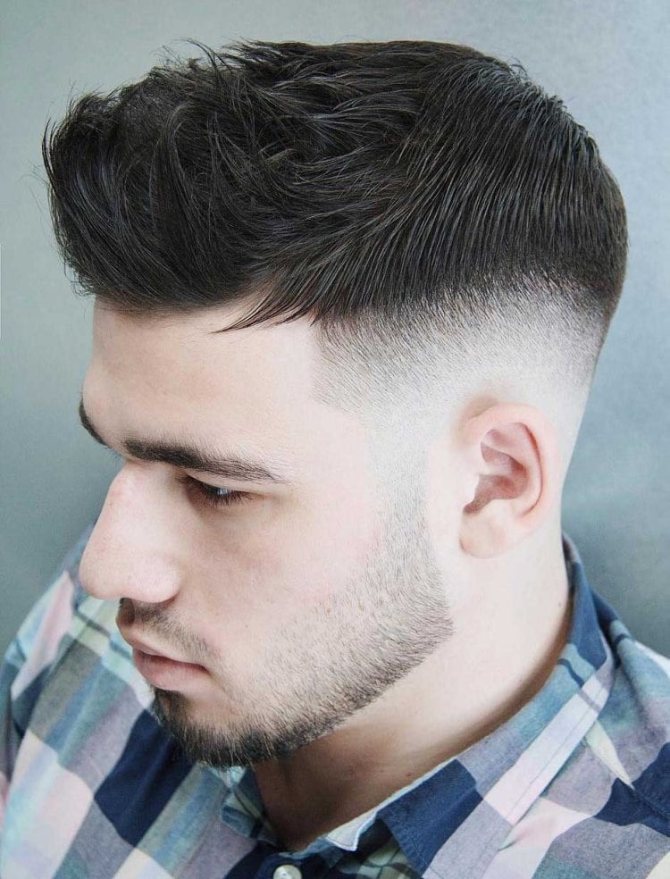 Drop-Fade-Undercut Stylish Undercut Hairstyle Variations in 2019: A Complete Guide